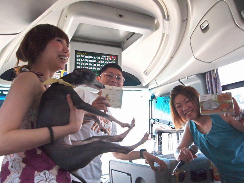 miumiu bus tour season5 @淡路島_a0050302_1015538.jpg