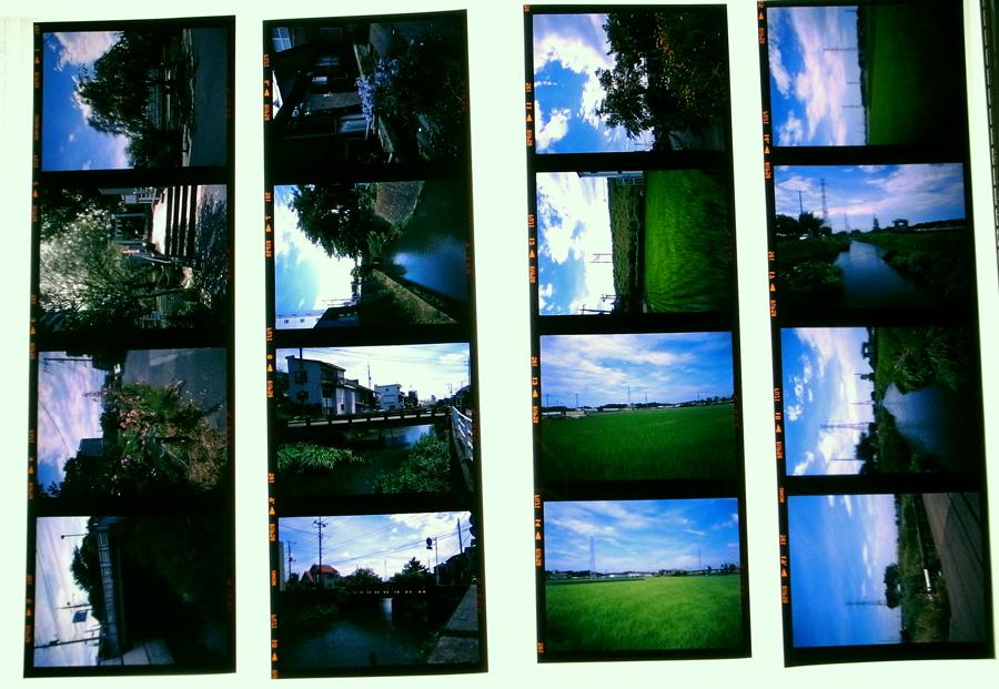続・夏休み番外 中判フィルムカメラ編 ~フジGA645WとシグマDP1xで楽しむ坂川~_c0223825_1294799.jpg