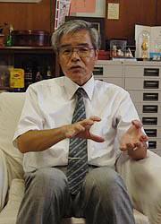 全国高等学校校長会会長 及川良一先生_f0154626_1795755.jpg