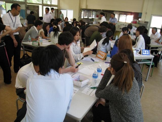 新潟朝鮮初中級学校にてワークショップを実施しました。_c0167632_16455392.jpg