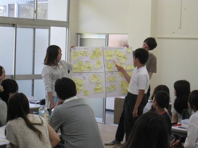 新潟朝鮮初中級学校にてワークショップを実施しました。_c0167632_164657.jpg