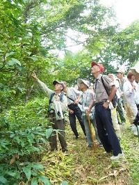 [ レポート ]  『 第11回 ふるさと岡山の森を訪ねる旅 』_b0211845_11369100.jpg