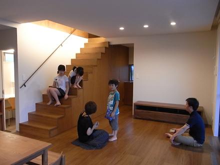 『横塚の家』 オープンハウス終了_e0197748_19154897.jpg