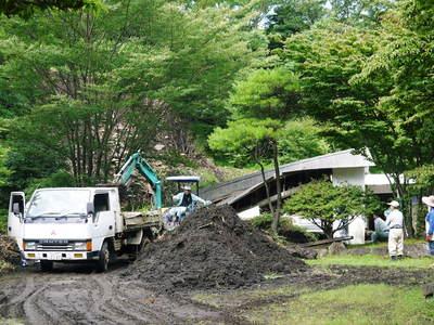7.12北部九州大水害の復旧作業がんばってます_a0254656_14234547.jpg