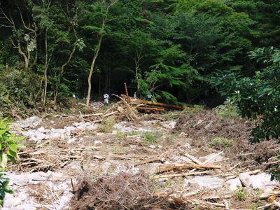 7.12北部九州大水害の復旧作業がんばってます_a0254656_1450577.jpg