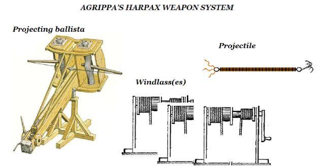 「哈爾霸」(harpax )登場-BC36 納洛丘斯戰役_e0040579_17151297.jpg