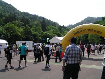 北海道森林スポーツフェスタin定山渓_f0078286_918367.jpg