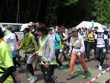 北海道森林スポーツフェスタin定山渓_f0078286_920269.jpg