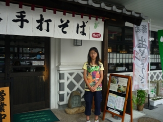 長野から帰ってきました。カエルの町レポなど(^^)/_e0188087_23245838.jpg