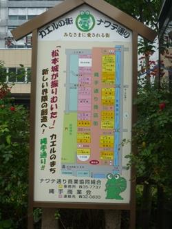 長野から帰ってきました。カエルの町レポなど(^^)/_e0188087_23371138.jpg