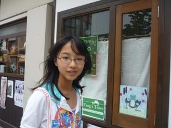 長野から帰ってきました。カエルの町レポなど(^^)/_e0188087_23402672.jpg