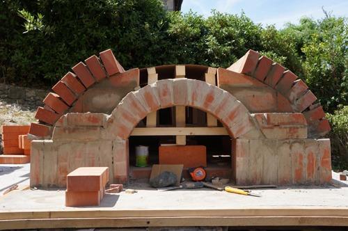 クーポラのような・・・~アントネッロの「自分で作る石窯」_f0106597_163662.jpg