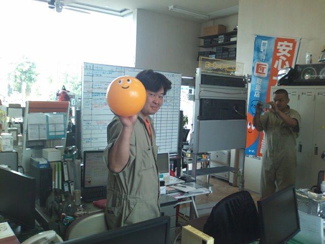 ランクルトミー札幌店(^o^)開店準備中!_b0127002_914823.jpg
