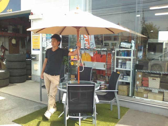 ランクルトミー札幌店(^o^)開店準備中!_b0127002_91489.jpg