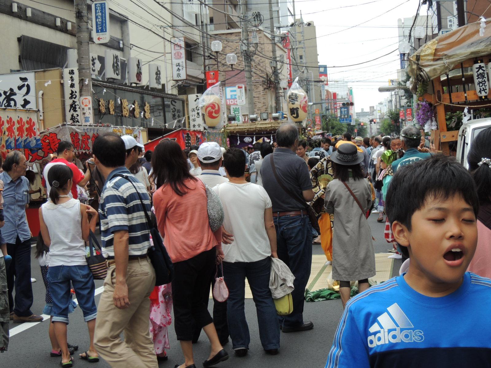 浦和祭り  カラスウリ_e0094102_8233235.jpg