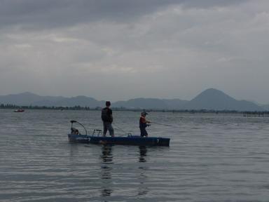 第7回琵琶湖でバスフィッシングを楽しもう会 から (1)_a0153216_22593297.jpg