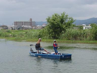 第7回琵琶湖でバスフィッシングを楽しもう会 から (1)_a0153216_2344954.jpg