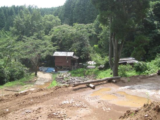 「greengreenvillage日田」へ~「災害の爪痕」は??_a0125419_7411145.jpg