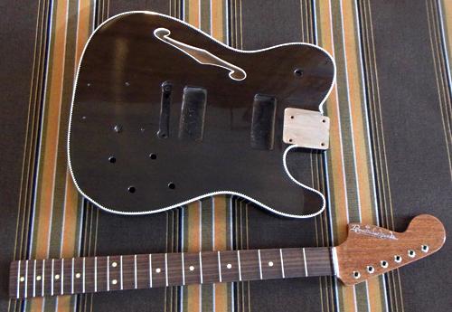 雪森さんオーダーの「Moderncaster T #022」塗装が完了。_e0053731_19475753.jpg