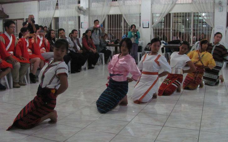 アボンで日系人の歴史、BSUで伝統芸能交流-土佐ひかりグループ_a0109542_12292297.jpg