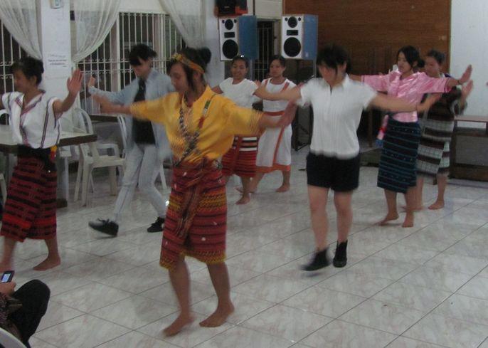 アボンで日系人の歴史、BSUで伝統芸能交流-土佐ひかりグループ_a0109542_12304369.jpg