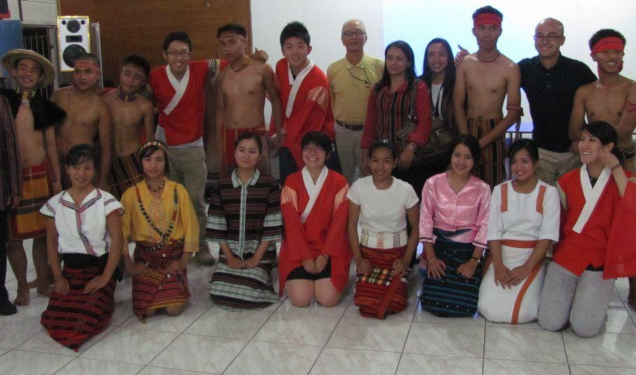 アボンで日系人の歴史、BSUで伝統芸能交流-土佐ひかりグループ_a0109542_1232889.jpg