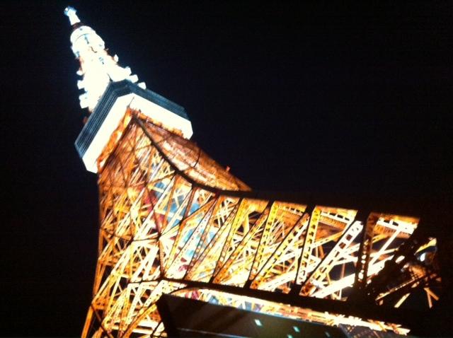 7月25日(水)のランチメニュー&東京タワー!!!_d0243849_23373256.jpg