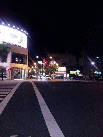 OSAKA MUSEまで真夜中の道案内_b0212864_1059925.jpg