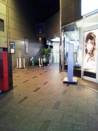 OSAKA MUSEまで真夜中の道案内_b0212864_1112724.jpg