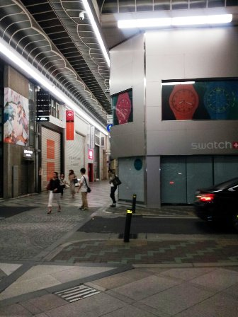 OSAKA MUSEまで真夜中の道案内_b0212864_1123219.jpg