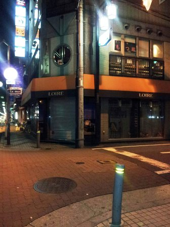 OSAKA MUSEまで真夜中の道案内_b0212864_113936.jpg