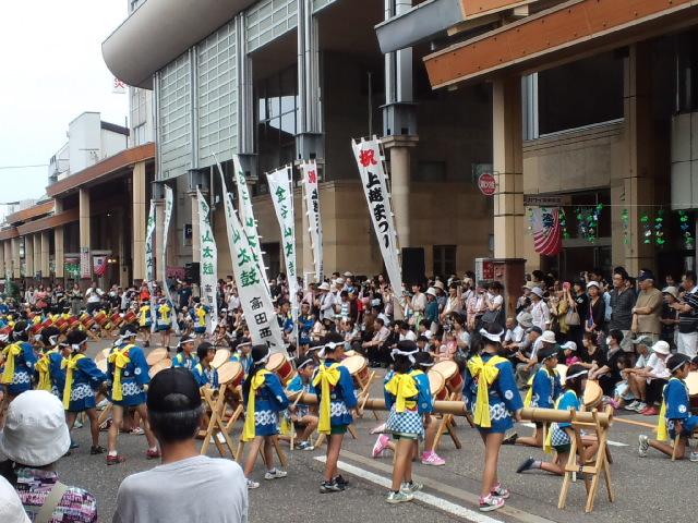 上越祭り高田地区スタート!_c0092877_13282976.jpg