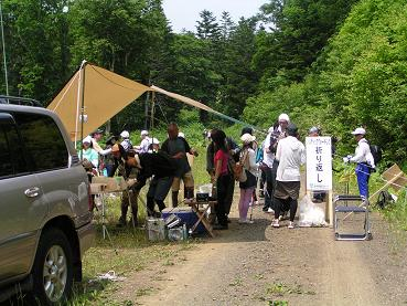 北海道森林スポーツフェスタin定山渓 (2)_f0078286_810451.jpg