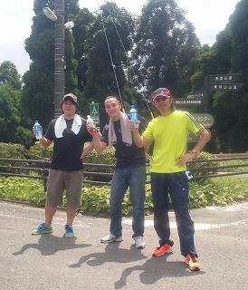 2012 Comodo 夏のレクリエーション    山登り編_f0220089_1626210.jpg