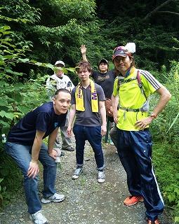 2012 Comodo 夏のレクリエーション    山登り編_f0220089_16274044.jpg