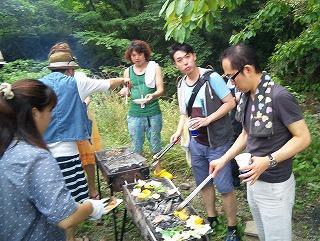 2012 Comodo 夏のレクリエーション  バーベキュー編_f0220089_19134182.jpg