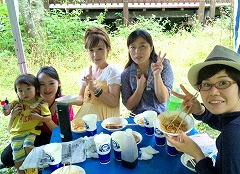 2012 Comodo 夏のレクリエーション  バーベキュー編_f0220089_19143357.jpg
