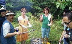 2012 Comodo 夏のレクリエーション  バーベキュー編_f0220089_19171317.jpg
