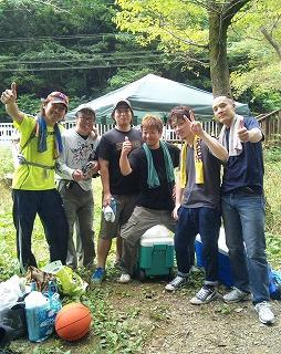2012 Comodo 夏のレクリエーション  バーベキュー編_f0220089_1995251.jpg