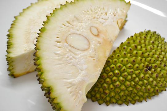 グリーン・ジャックフルーツ, unripe young green jackfruit