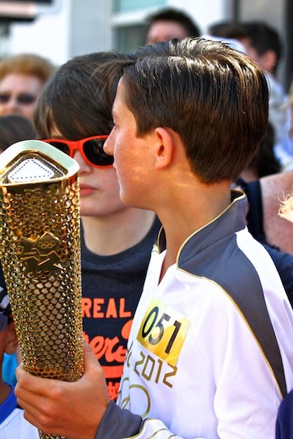London 2012 - Olympic torch Relay _d0162693_0292552.jpg