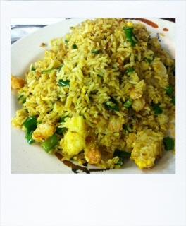ザ!super junk fried rice !_f0170995_15251457.jpg