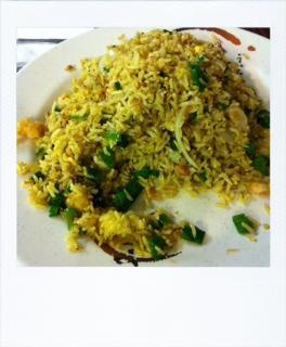 ザ!super junk fried rice !_f0170995_15292618.jpg