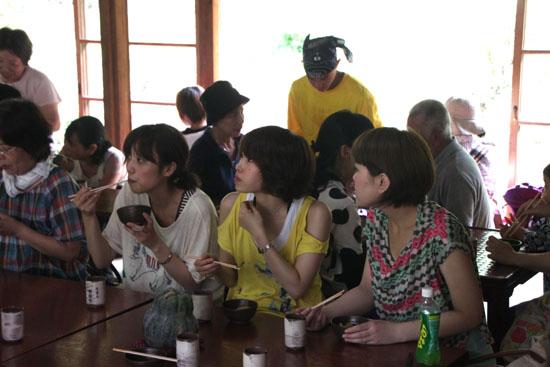 鹿ケ谷 安楽寺 かぼちゃ供養_e0048413_2225465.jpg
