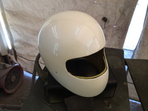 ヘルメットペイント サイケな感じ!_a0164918_2126414.jpg