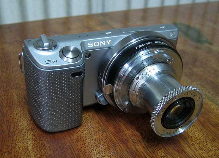 SONY+Leica新旧合体・・・・・・PUSH-PULL_d0138130_8555054.jpg