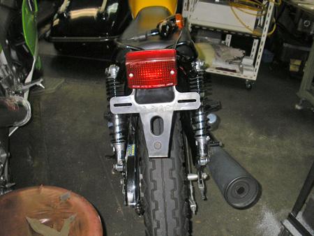 【250ccのバイクにリアキャリアとサイドバッグを取り付けました】_e0218639_010120.jpg