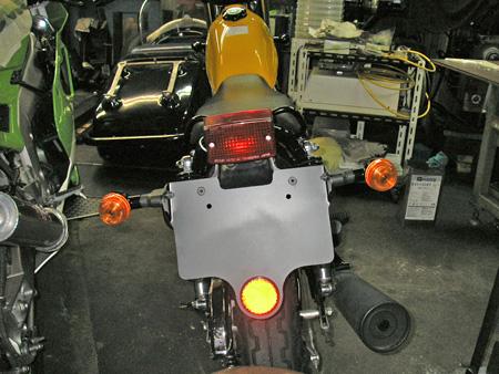 【250ccのバイクにリアキャリアとサイドバッグを取り付けました】_e0218639_0113054.jpg