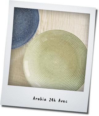 Arabia 24h Avec のブルーとグリーン_e0214646_106596.jpg
