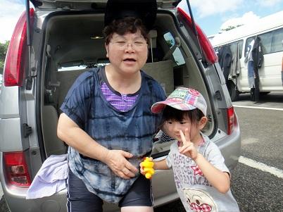真栄田岬で楽しみました☆_a0156273_17232070.jpg